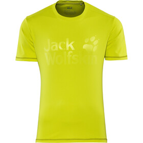 Jack Wolfskin Sierra Kortærmet T-shirt Herrer grøn
